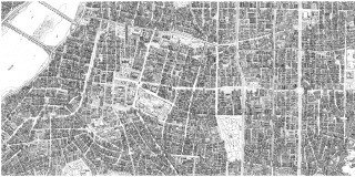 Tom Rook 手繪地圖創作個展