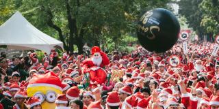 2013 Santa Go草悟道聖誕趣味路跑─有bear來