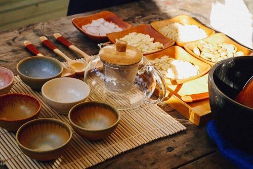 杏仁茶是怎麼做出來的呢