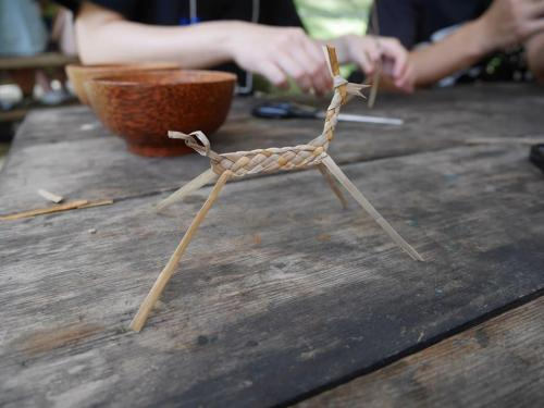 職人誌 夏至後我們動手學藺草編織