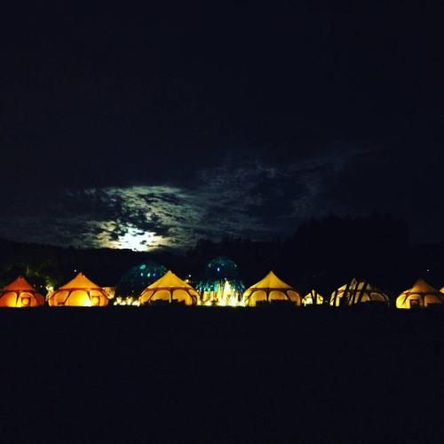 生活誌 夜的山那村