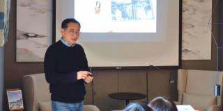 李清志─真書軒生活美學課程 都市偵探的咖啡館研究