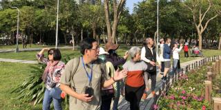 區域限定 獨家企劃─劉克襄老師的森林選修課