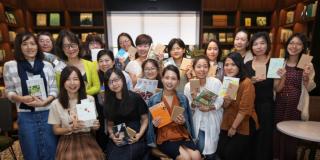 李惠貞─真書軒月讀會 身為女性這種強者