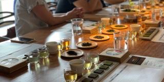 城市裡的自然之徑一五感生活 台味 茶感覺